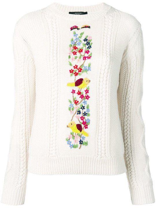 Photo of Knitting | Knitting project | Moda | Knitwear 2019 | Girl  | Pullover Sweater | …