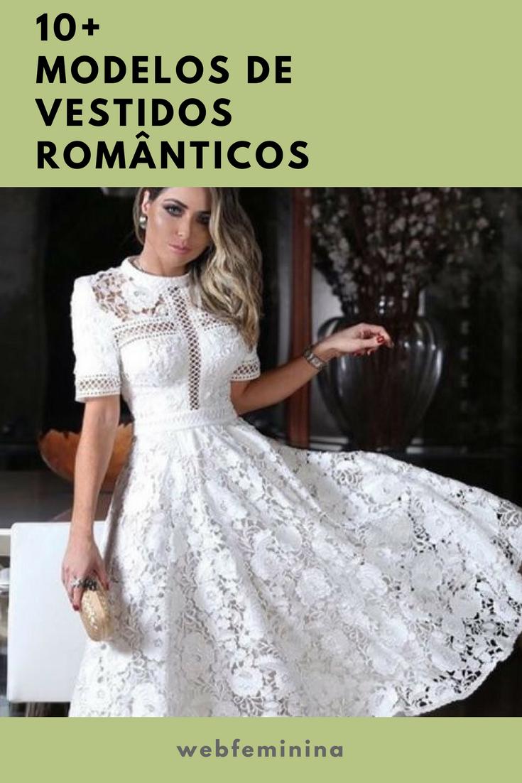 99990a94f 10+ Modelos De Vestidos Românticos em 2019