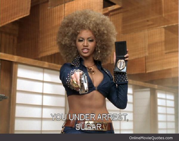 austin powers Beyonce