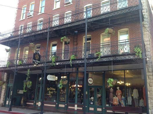 The New Orleans Hotel Spa Eureka Springs Ar Reviews