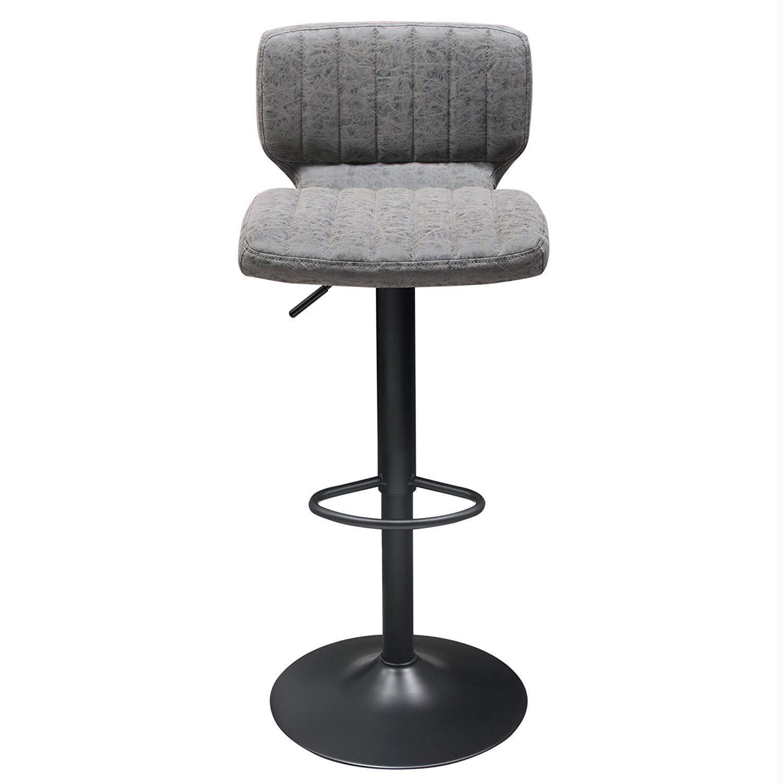 Fabulous Diamond Sofa Ford Adjustable Height Barstool Set Of 2 In Ncnpc Chair Design For Home Ncnpcorg