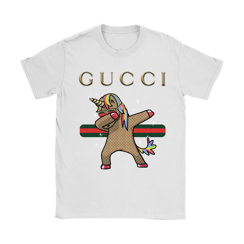 b335327029 Gucci Dabbing Unicorn Dab Hip Hop Funny Magic Shirts in 2019 ...