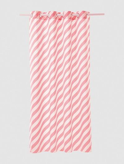 Curtain Child S Bedroom Vertbaudet Curtains Pink And