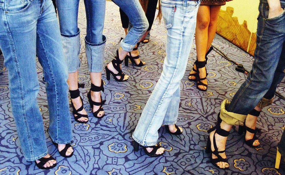Die perfekte Denimhose: Welche Jeans passt zu deiner Figur?