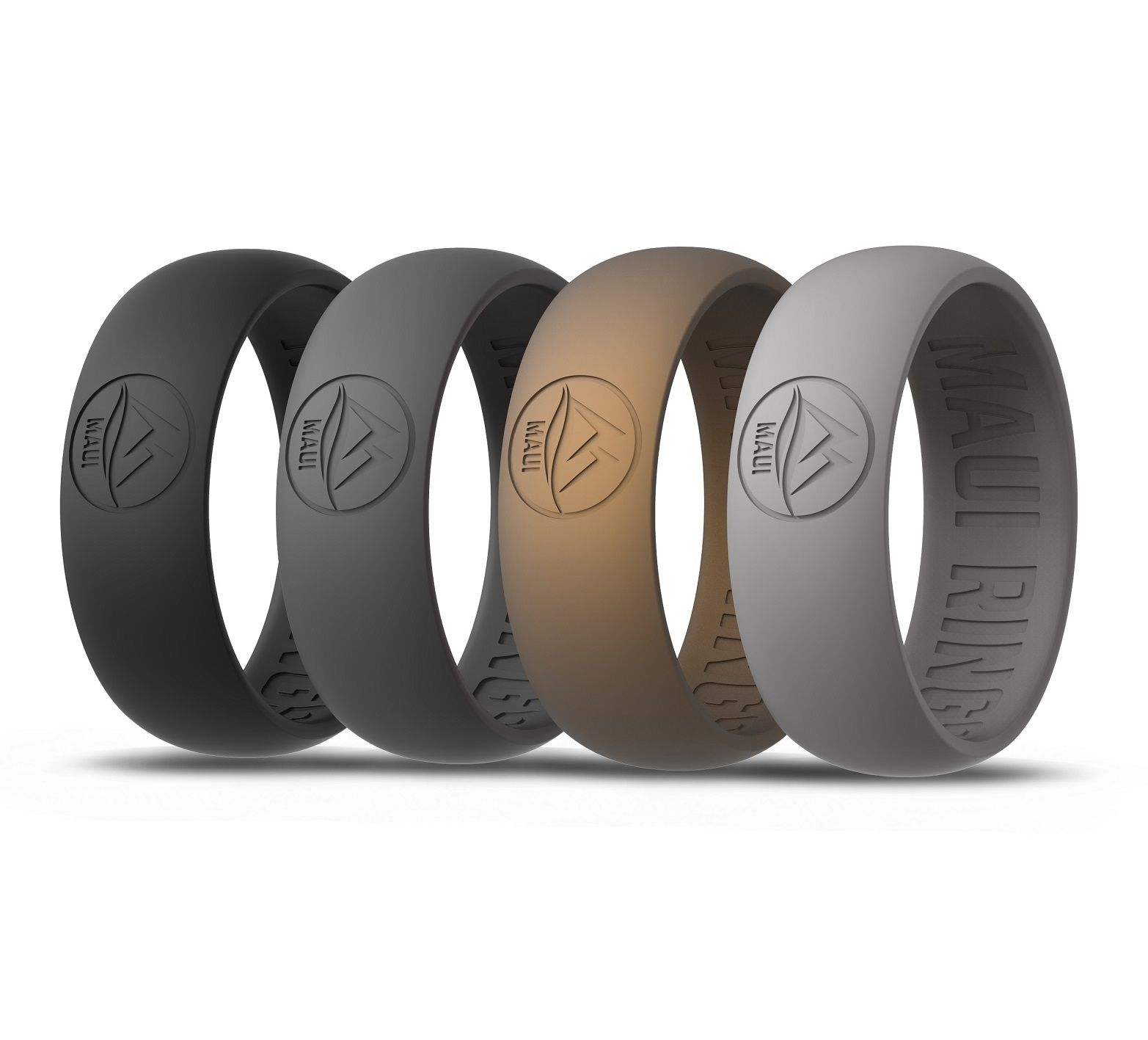 lifestyle silicone and ring wedding men black weddin jkylmtd roq pack silver for arctic rings active blue professionals