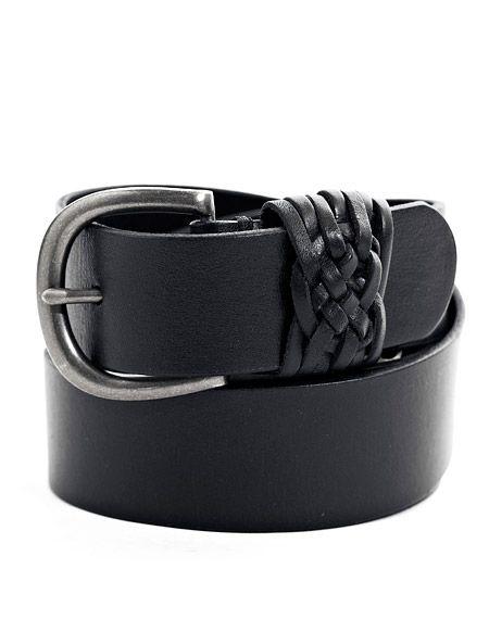danier accessories belts leather