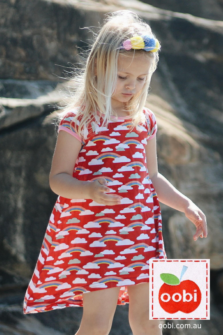 Pin On Red Girls Dresses And Clothes