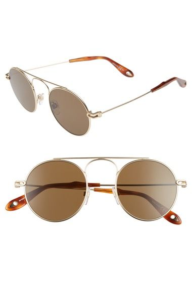 27c8e244f2 GIVENCHY 48Mm Retro Sunglasses.  givenchy