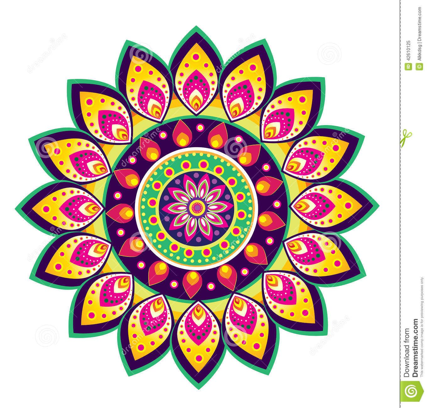colourful mandala google search mandala pinterest