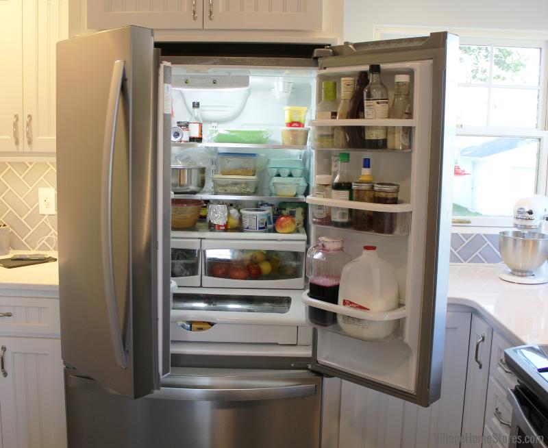 Whirlpool Full Depth Wrf535swhz French Door Refrigerator