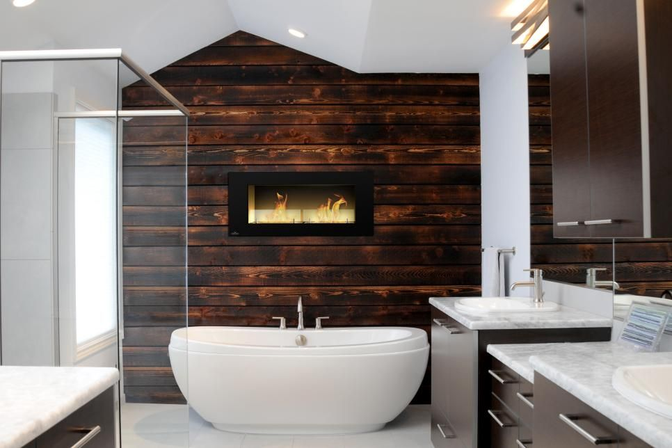 High Tech Keep Warm Master Bathroom Decor Contemporary Master