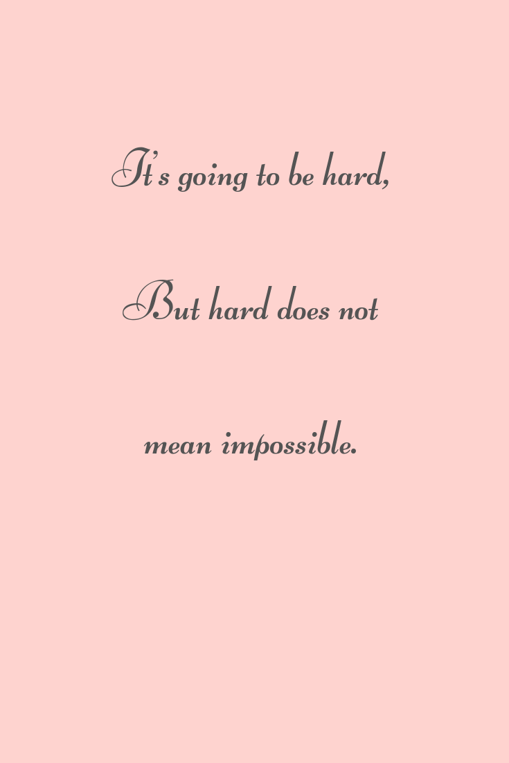 Success Everything Is Possible Quotes