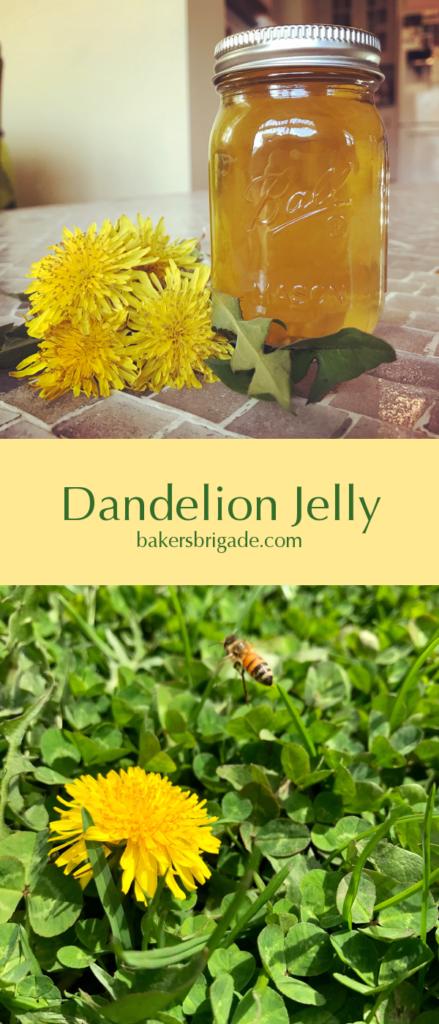 Dandelion Jelly Recipe Dandelion Jelly Jelly Recipes Edible Flowers