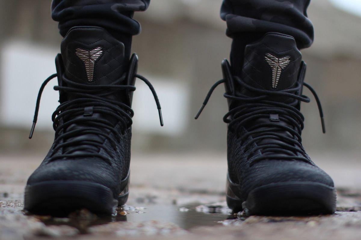 Nike Kobe 9 IX High KRM EXT Black