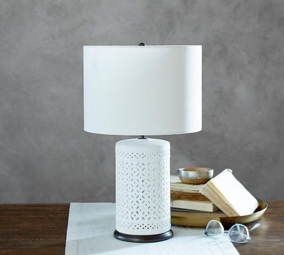Alder Ceramic Cylinder Lamp Lamp Table Lamp Ceramic Lamp