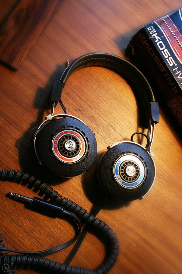 492978fc82f AUDIOKLASSIKS | HIFI VINTAGE OF THE 60's & 70's » KOSS | Headphones ...