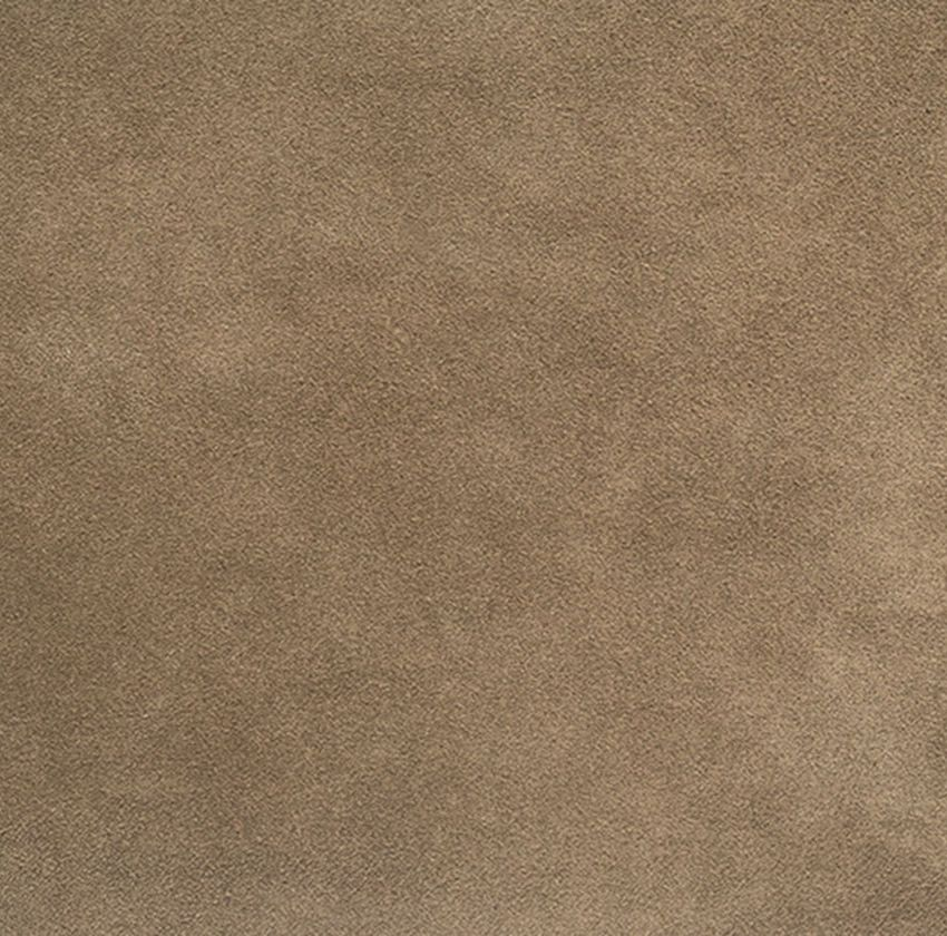 Gravel Gray Leather Grain Genuine Leather Upholstery Fabric In