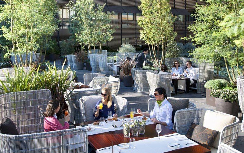 Hotel Mandarin Oriental Barcelona Outdoor furniture sets