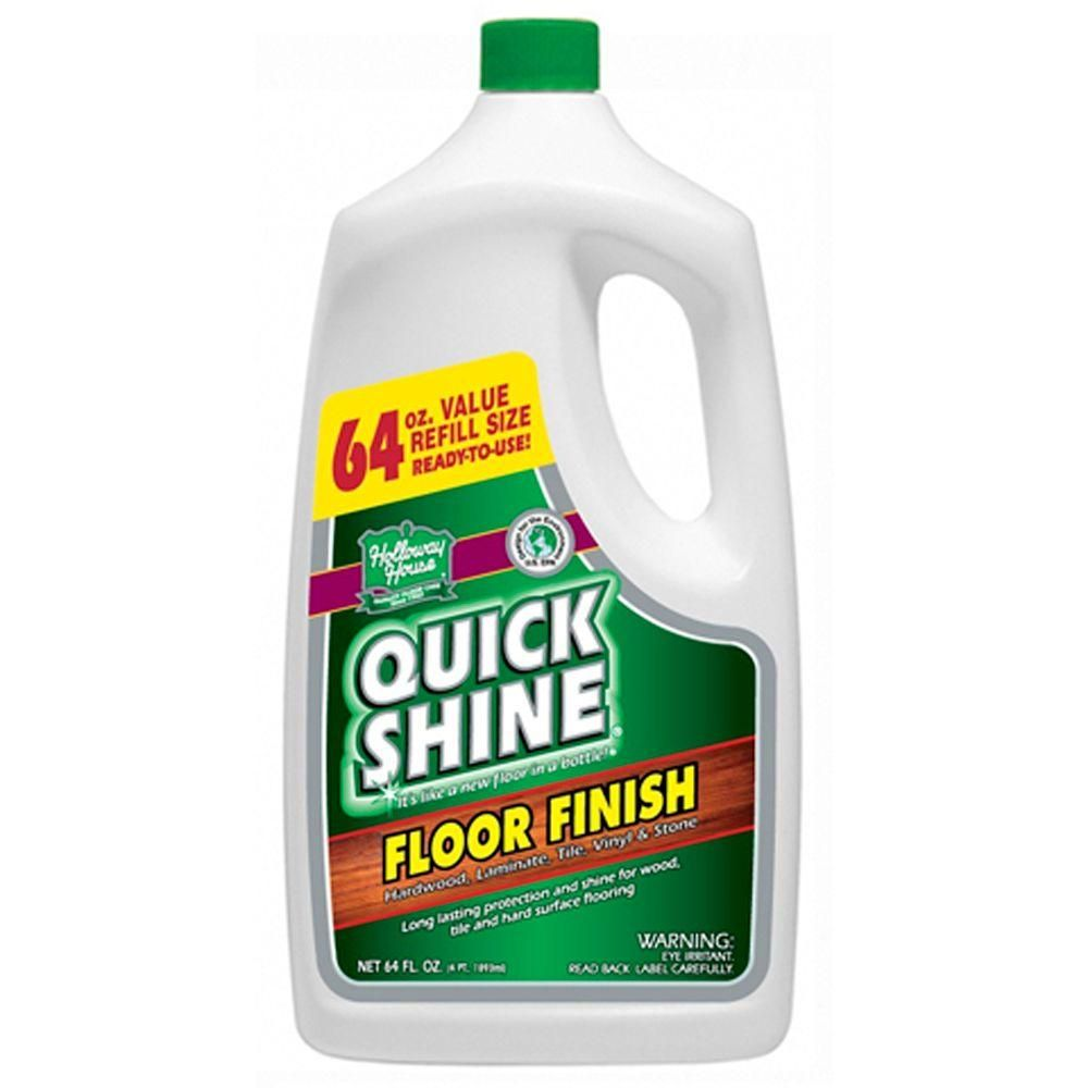 QUICK SHINE 64 Oz. Floor Finish-51590
