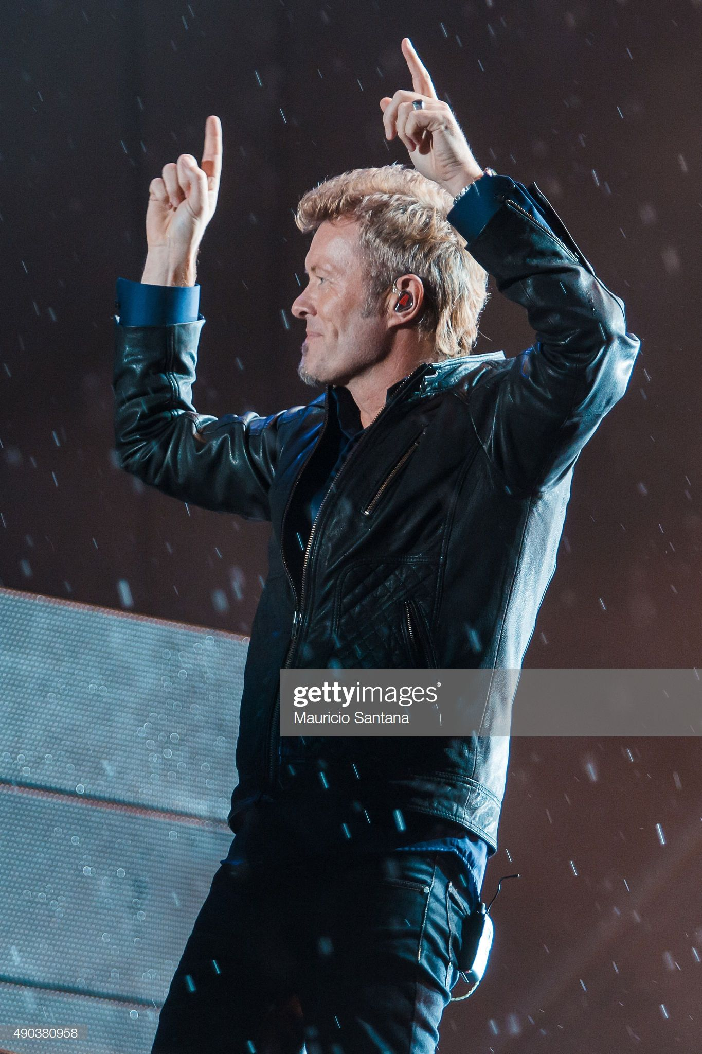 Magne Furuholmen From A Ha Performs At 2015 Rock In Rio On