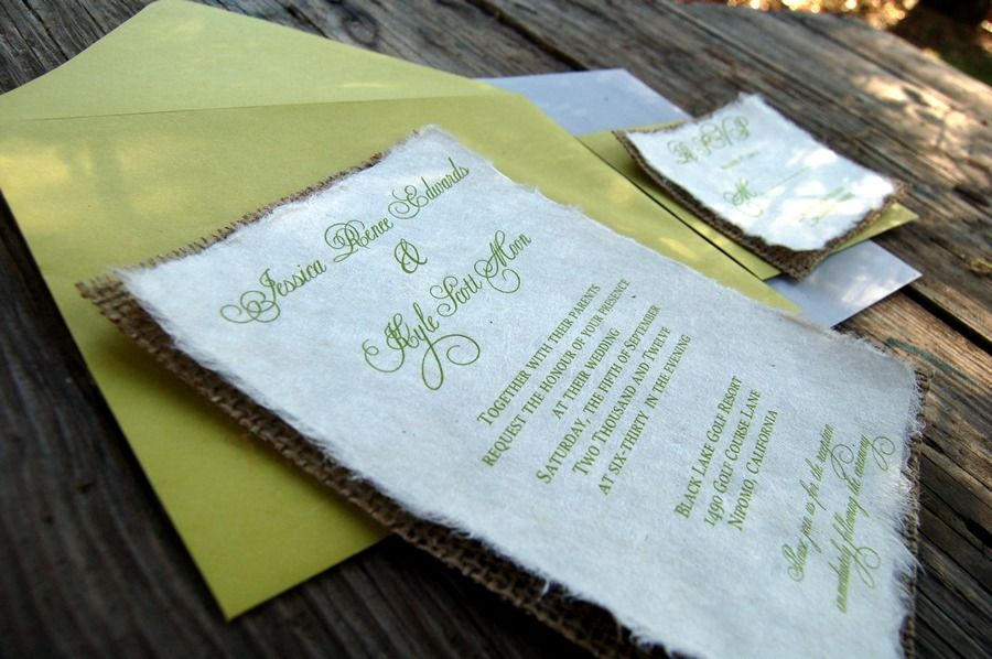 Do it yourself d i y simple rustic burlap wedding invitation do it yourself d i y simple rustic burlap wedding invitation rustic barn wedding with grass green solutioingenieria Gallery