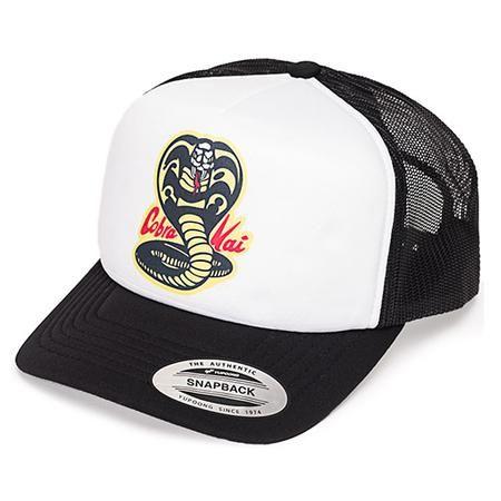 198e3dedf0a Cobra Kai Snapback   nerd stuff   Snapback, Kai, Baseball hats
