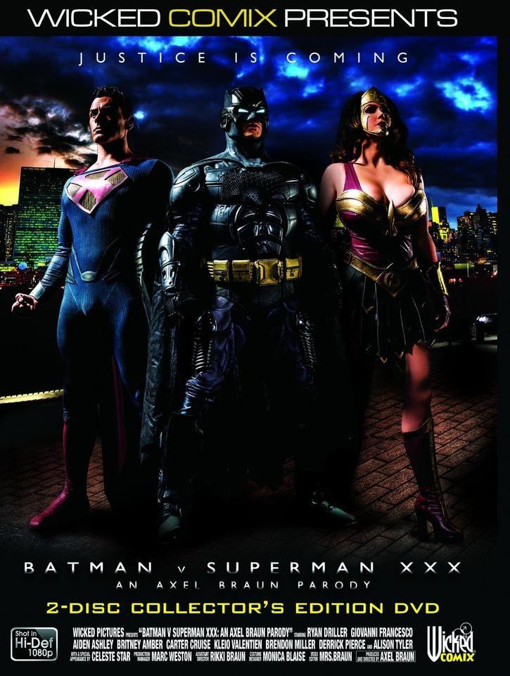 Batman porn parody full movie