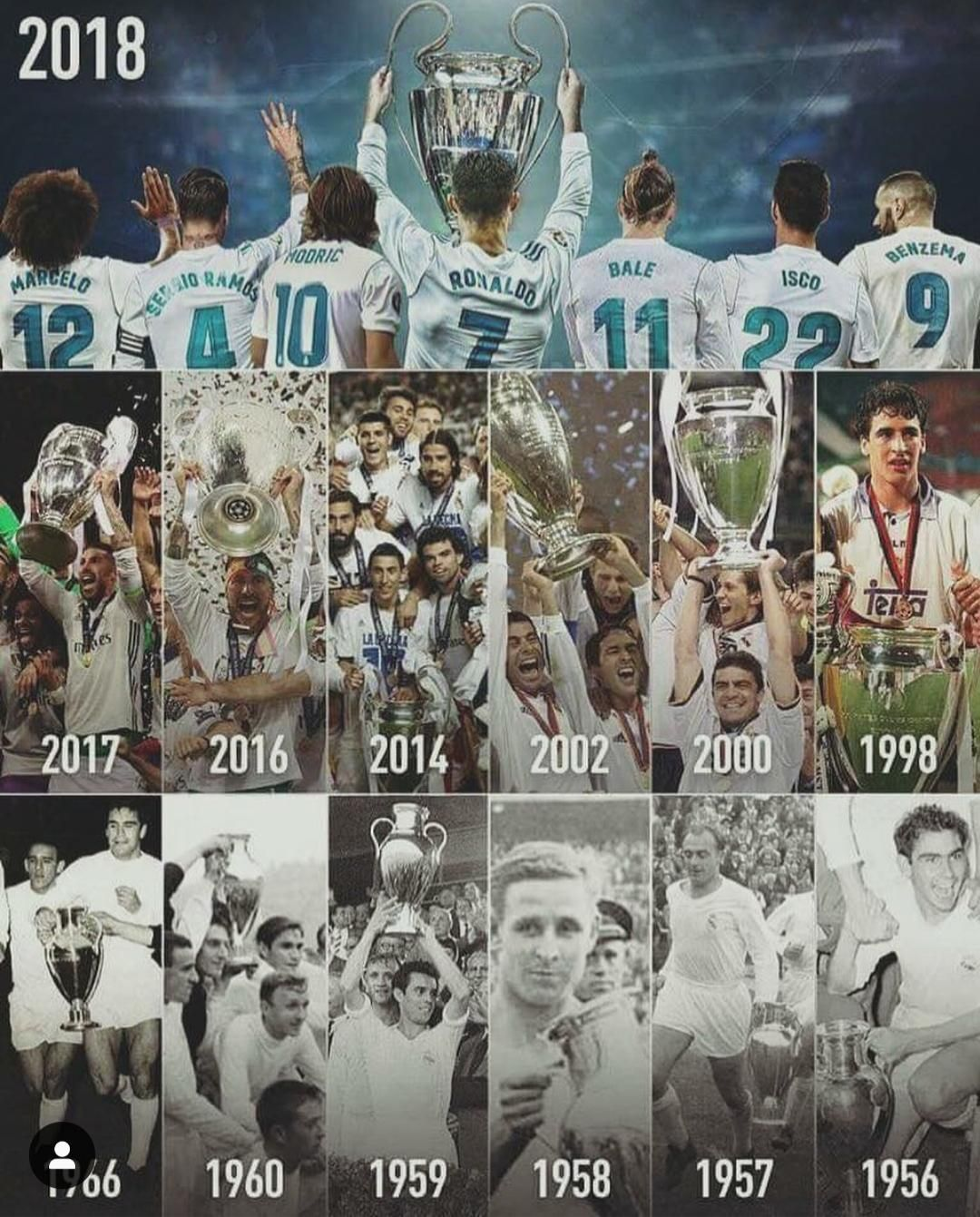 What S Your Favourite Ucl Campaign Real Madrid Wallpapers Real Madrid Champions League Real Madrid Team