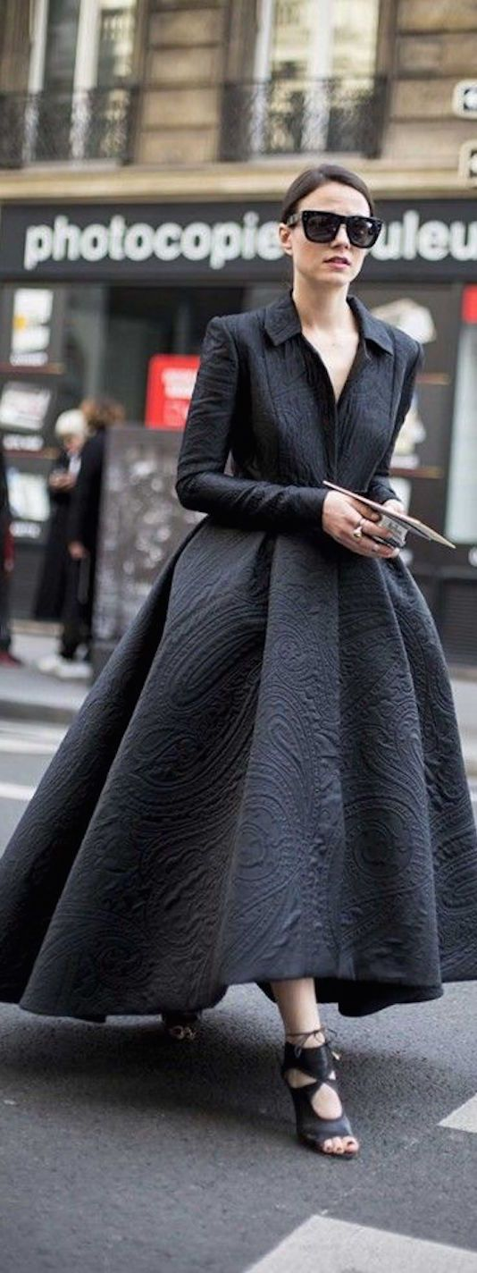 Street fashion for fall. Fall in the City:  Street Chic