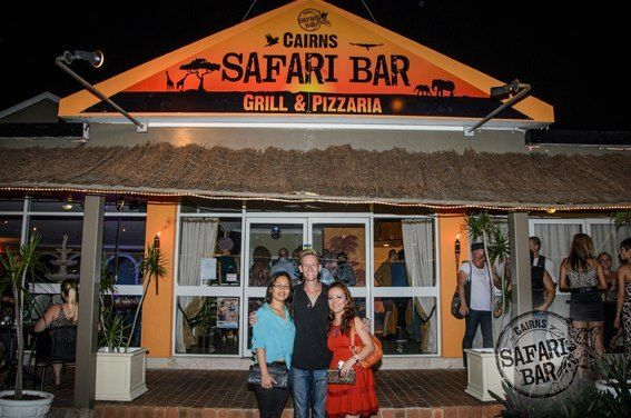 "Cairns Tropic Jazz Club Is Now ""ON SAFARI"" On Mulgrave"