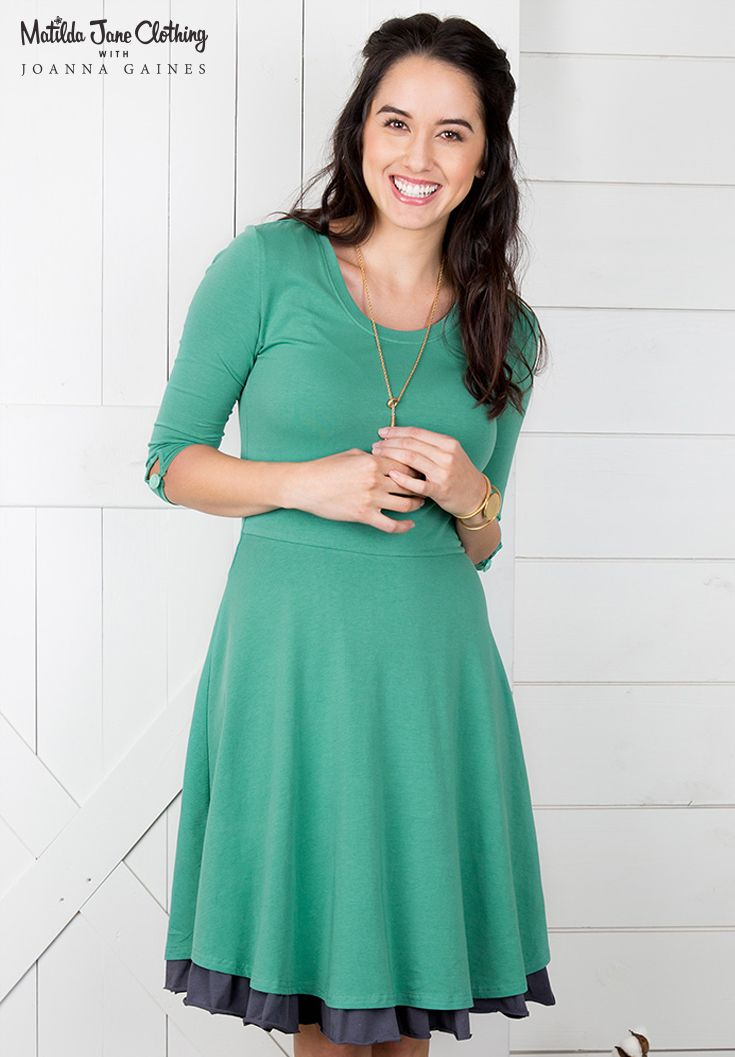 41bcd36febc Matilda Jane with Joanna Gaines  Green Pastures Dress