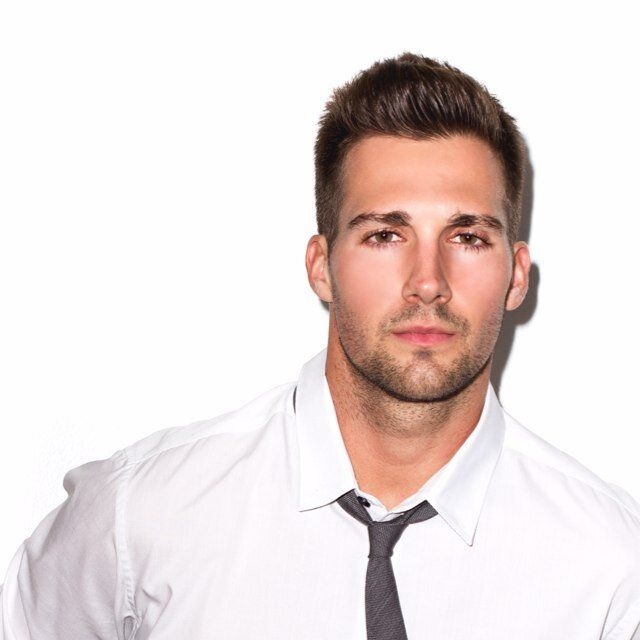 Mom here you go!! James Maslow DWTS