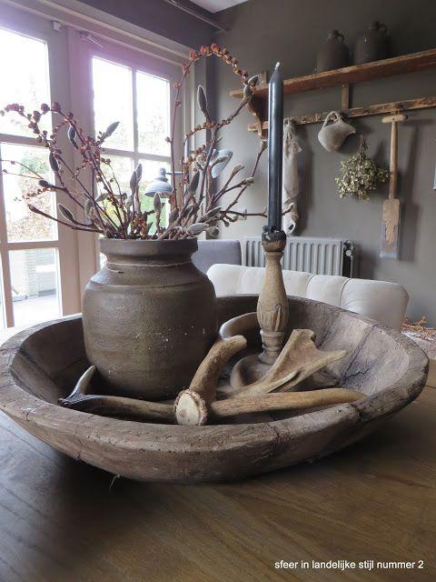 sfeer in landelijke stijl nummer 2  keuken  Huis ideen