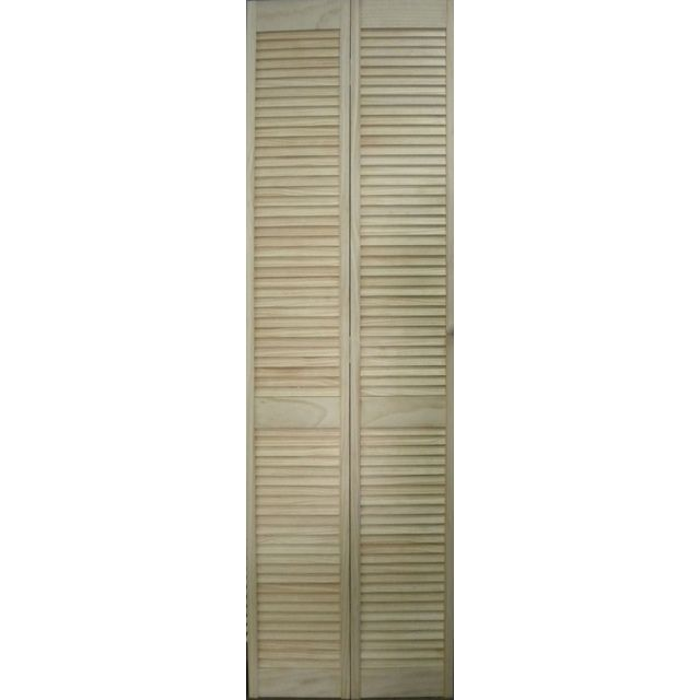 Http Www Castorama Fr Store Porte Persienne Bois 205 X 91 Cm Prod5500012 Html Sortbyvalue Relevance With Images Wooden Doors Shutter Doors Louvre Doors
