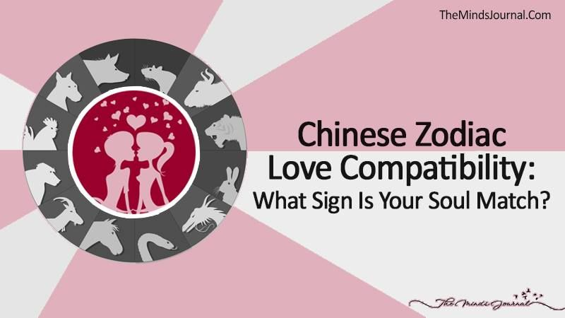 chinese horoscope love match for dating marriage and compatibility