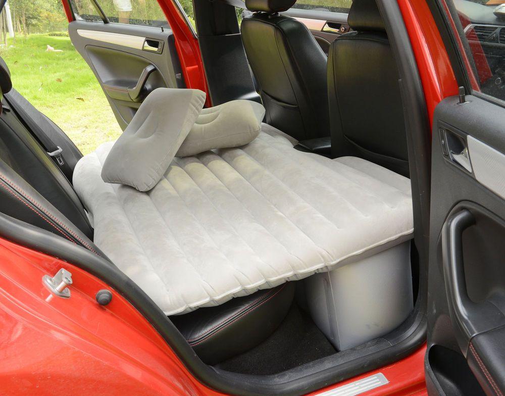 Heavy Duty Car SUV Travel Inflatable Mattress Back Seat
