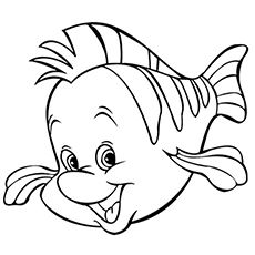 online fish coloring pages - photo#37