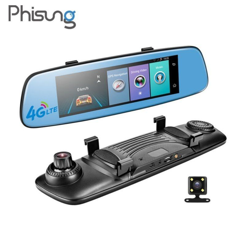 Car Dvr 7 84 Touch Adas Remote Monitor Rear View Mirror With Dvr Best Price Oempartscar Com Rear View Mirror Dashcam Dash Camera