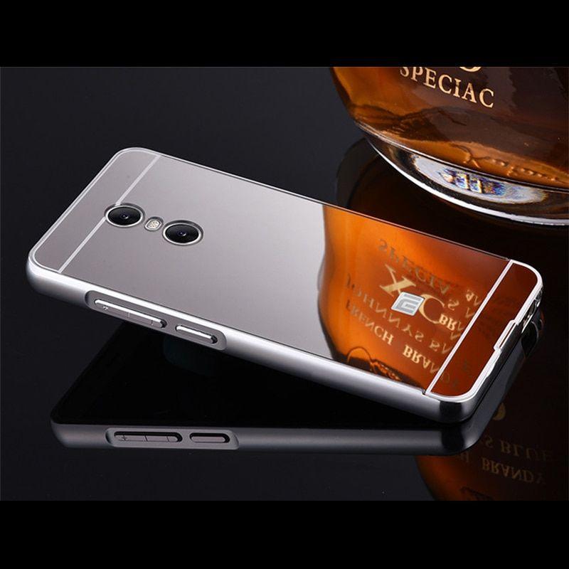 For Xiaomi Redmi Pro Case Cover Slim Aluminum Luxury Metal Frame For Xiaomi Redmipro Case