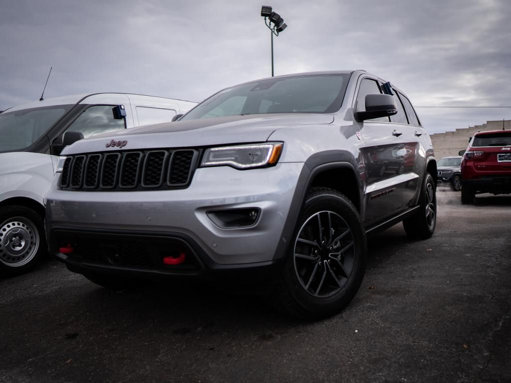 New 2019 JEEP Grand Cherokee Trailhawk Sport Utility in