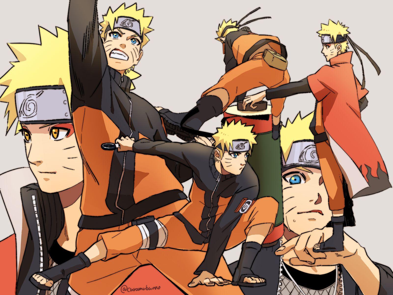 Tags Fanart Naruto Wallpaper Uzumaki Naruto Pixiv Fanart