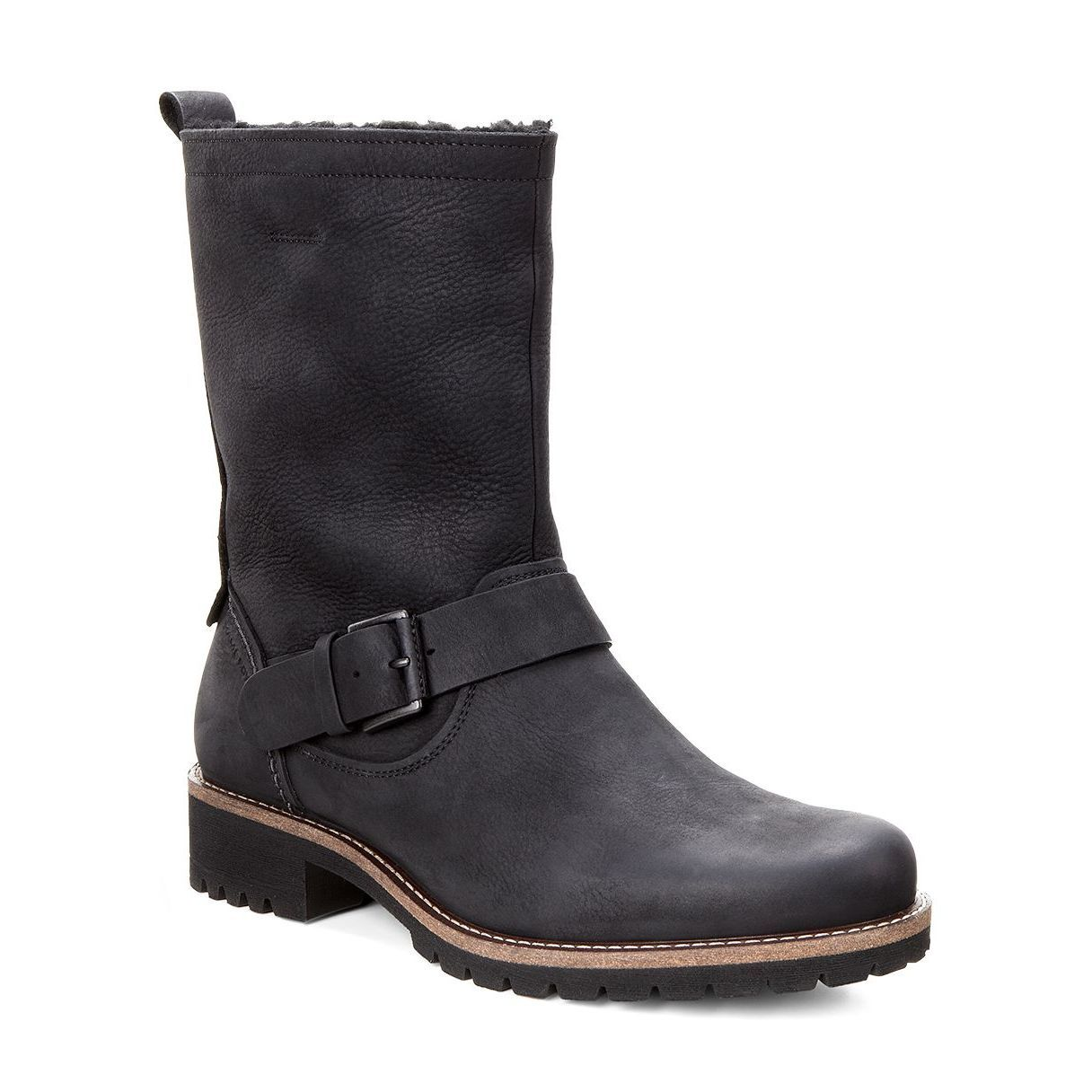 half off 100% quality quarantee wide selection of colors ECCO Elaine Boot 24464302001 BLACK - Women's Casual Boots ...