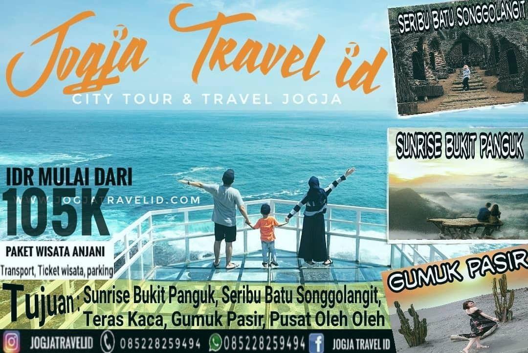 Pin Di Jogja Travel Id