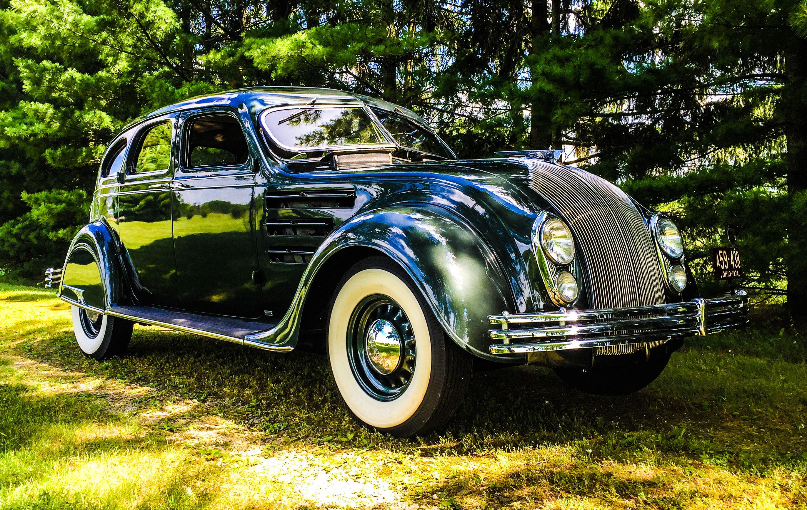 1934 Chrysler Airflow Cu Sedan With Images Chrysler Airflow