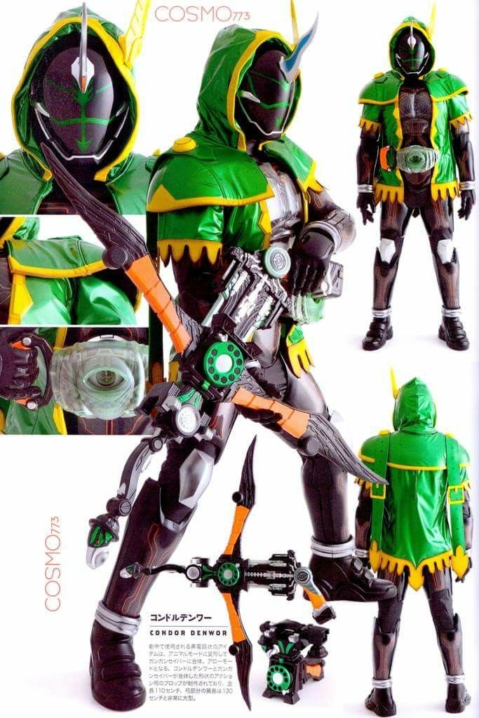 Robin Hood (With images) Kamen rider, Rider, Hero