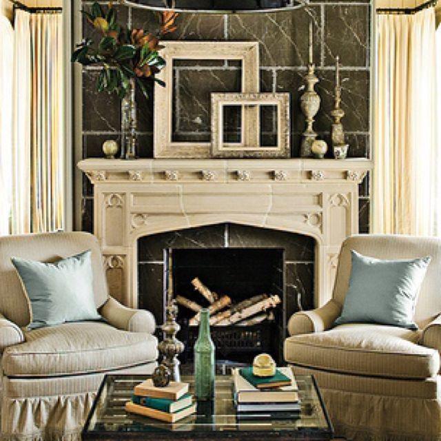 Southern Charm Living Room: Home, Home Living Room, Home Decor