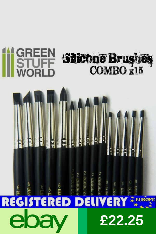 Green Stuff World Paint Brushes Home, Furniture & DIY