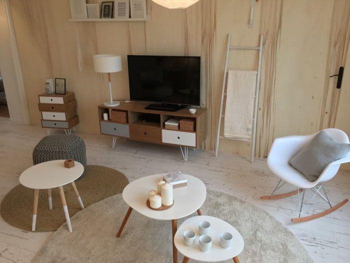 salon la d co scandinave une d co superbe sign e sophie ferjani ferjani d co scandinave. Black Bedroom Furniture Sets. Home Design Ideas