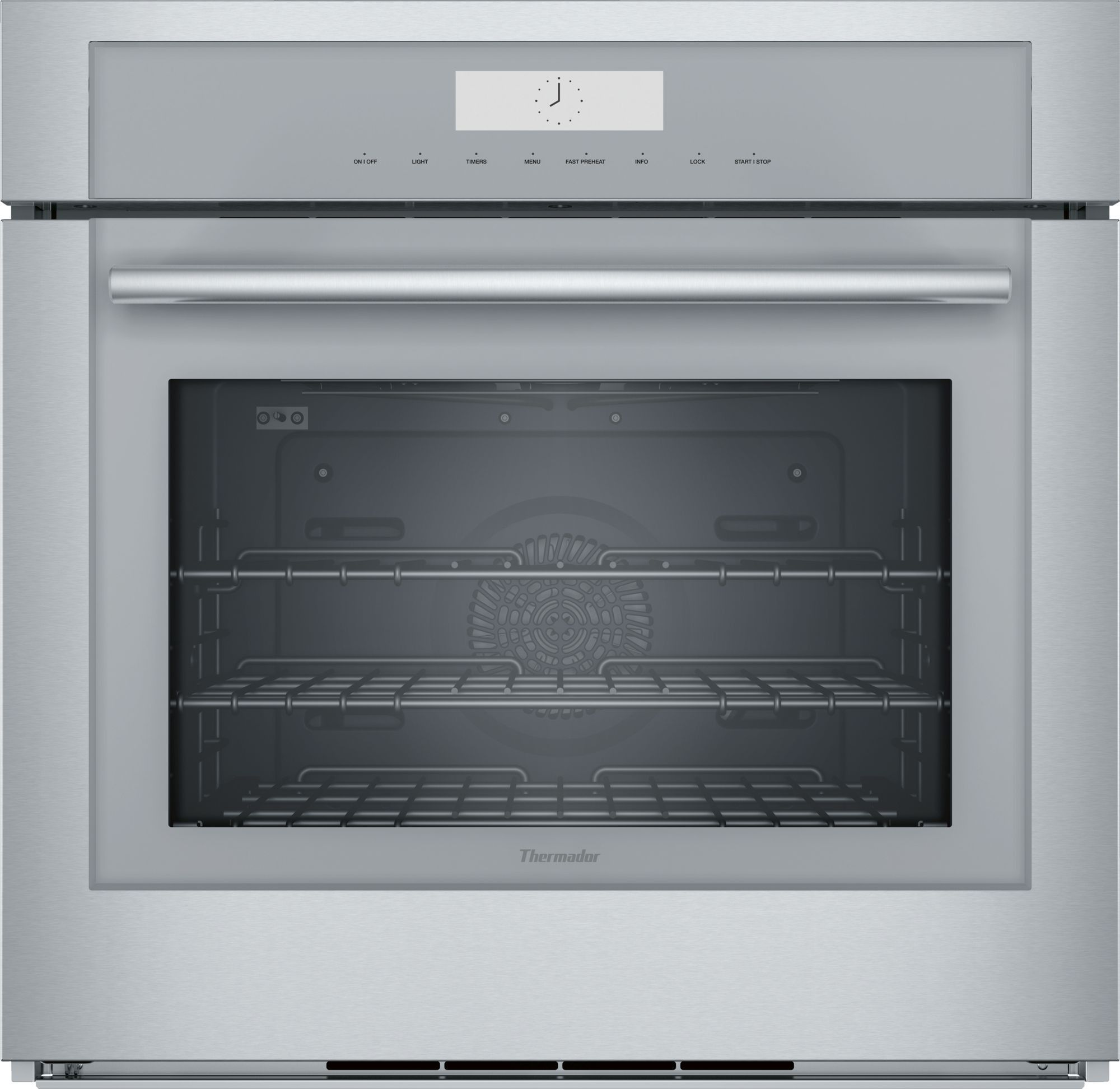 Thermador Masterpiece Series Me301ws Wall Oven Single Wall Oven