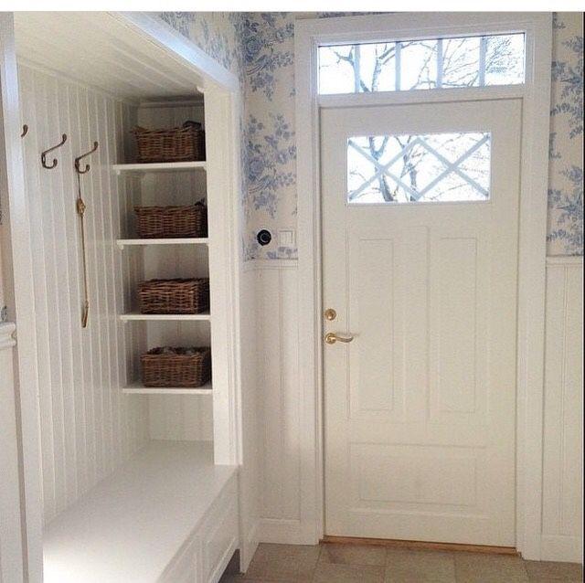 Bildresultat för platsbyggd hallmöbel Huset Pinterest Inredning, Heminredning och Renovering